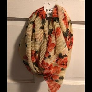 Accessories - Infinity scarf style F2